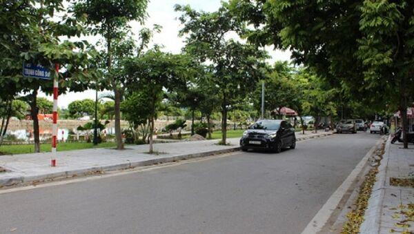 Tuyến phố Trịnh Công Sơn sẽ thành tuyến phố đi bộ - Sputnik Việt Nam