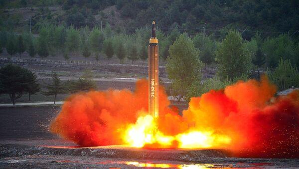 Chương trình tên lửa của Bắc Triều Tiên - Sputnik Việt Nam