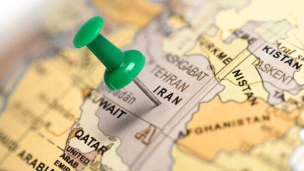 Iran trên bản đồ thế giới - Sputnik Việt Nam