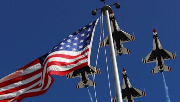 Quốc kỳ Mỹ - Sputnik Việt Nam