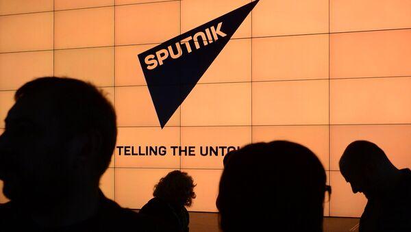 Logo thương hiệu Hãng đa truyền thông quốc tế Sputnik - Sputnik Việt Nam
