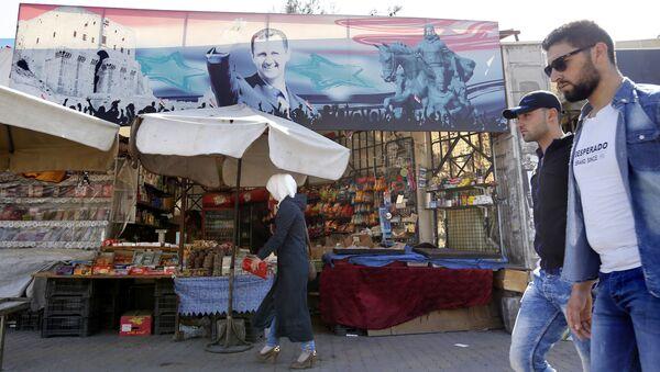 Damascus, Syria - Sputnik Việt Nam