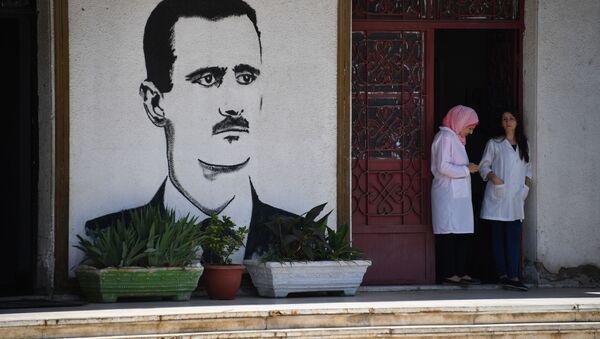 Сhế độ Assad - Sputnik Việt Nam