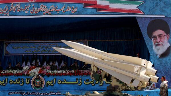 Chương trình tên lửa Iran - Sputnik Việt Nam
