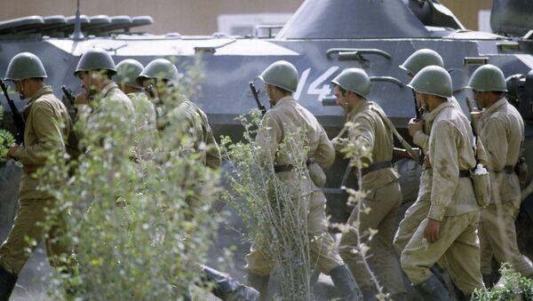 rút quân khỏi Afghanistan - Sputnik Việt Nam