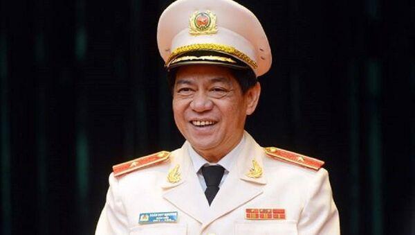 Thiếu tướng Đoàn Duy Khương - Sputnik Việt Nam