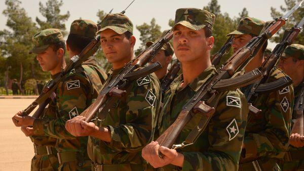 Nga giúp quân đội Syria - Sputnik Việt Nam