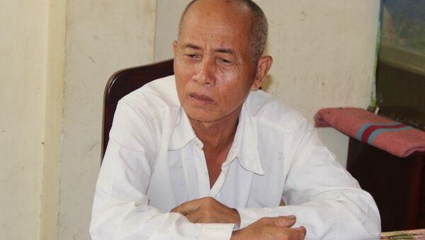 Nghi phạm tại cơ quan điều tra - Sputnik Việt Nam