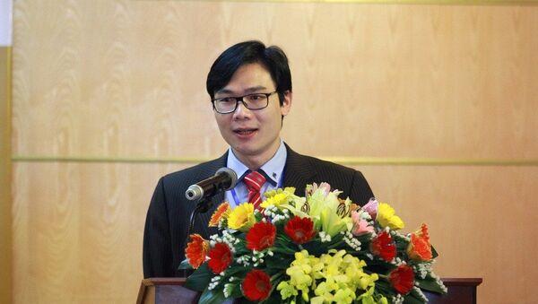GS Nguyễn Đức Khương (Học viện Kinh tế IPAG, Pháp) - Sputnik Việt Nam
