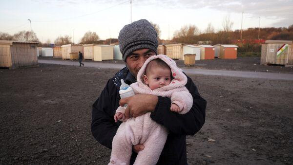 người di trú Afghan nghèo khổ  - Sputnik Việt Nam