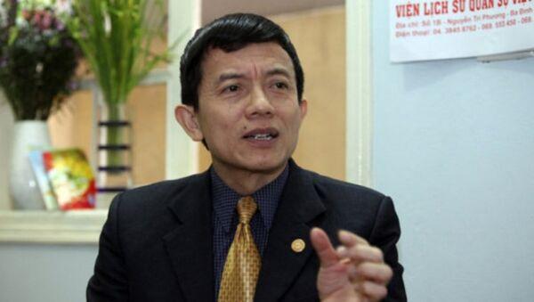 PGS.TS Nguyễn Mạnh Hà, nguyên Viện trưởng Viện Lịch sử Đảng - Sputnik Việt Nam