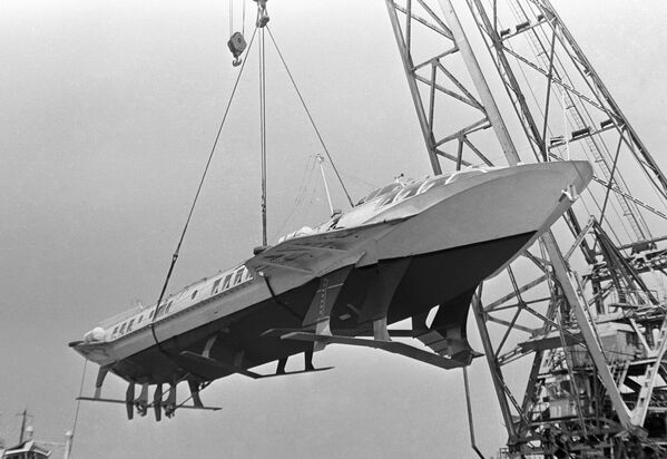 Tàu Volga - Sputnik Việt Nam