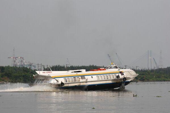 Tàu Meteor ở TP Hồ Chí Minh - Sputnik Việt Nam