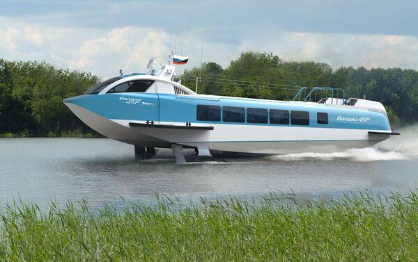 Tàu cánh ngầm Valdai - Sputnik Việt Nam