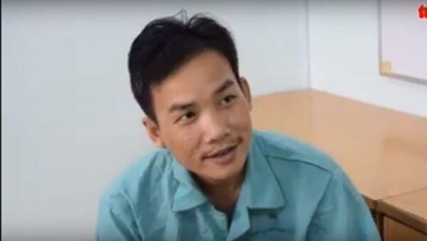 Ghép nối thành công ngón chân lên bàn tay - Sputnik Việt Nam