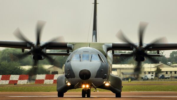 Máy bay vận tải quân sự C-295 - Sputnik Việt Nam