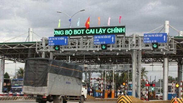 Nhà nước sẽ không bỏ tiền ra để mua lại trạm BOT Cai Lậy - Sputnik Việt Nam