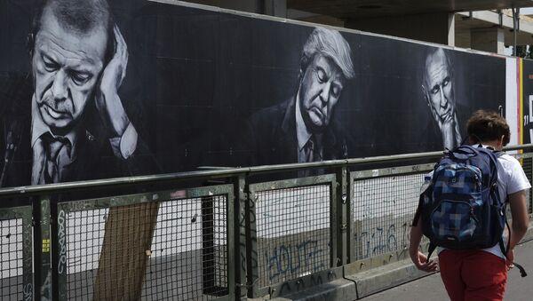 Trump, Erdogan và Putin - Sputnik Việt Nam