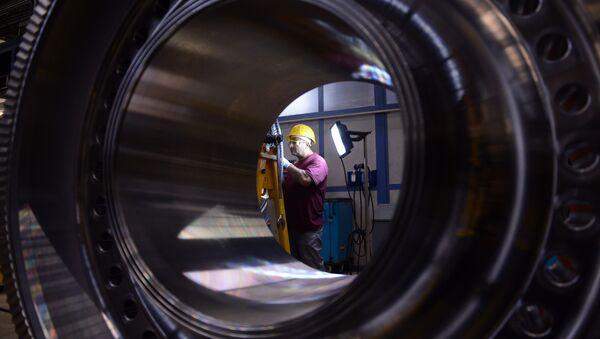 tuabin Siemens - Sputnik Việt Nam