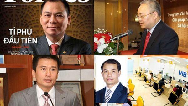 Nhiều doanh nhân thành công. - Sputnik Việt Nam