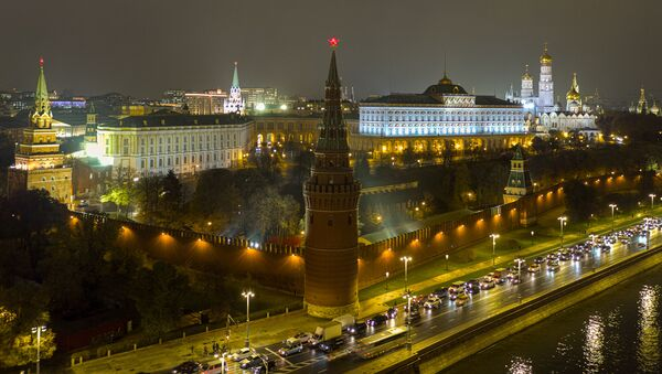 Điện Kremlin, Matxcơva - Sputnik Việt Nam