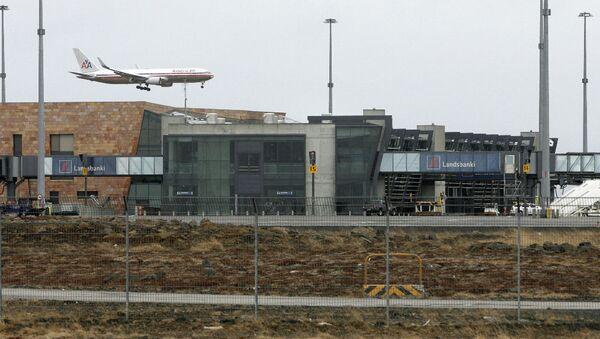 sân bay quốc tế Keflavik, nằm gần thủ đô Reykjavik của Iceland - Sputnik Việt Nam