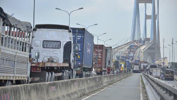 Cầu Phú Mỹ, TPHCM - Sputnik Việt Nam
