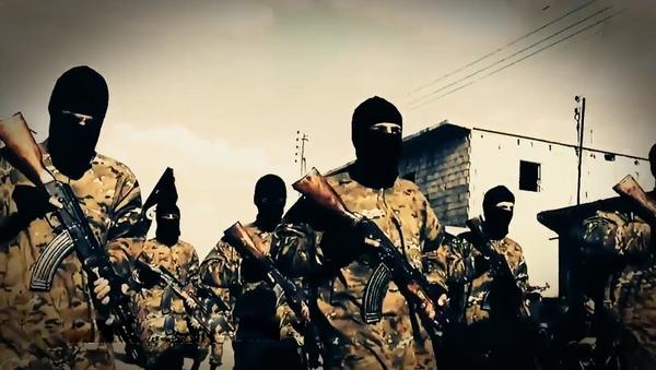 Phiến quân nhóm khủng bố Hồi giáo - Sputnik Việt Nam
