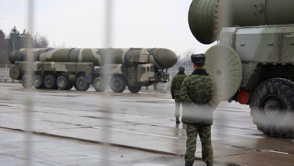 hệ thống tên lửa của LB Nga - Sputnik Việt Nam