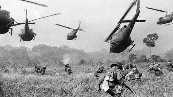 Quân đội Mỹ tại VN - Sputnik Việt Nam