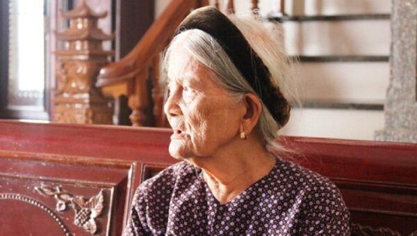 Mẹ Ngoạn hy vọng trước lúc nhắm mắt được đưa hài cốt của con gái về quê - Sputnik Việt Nam