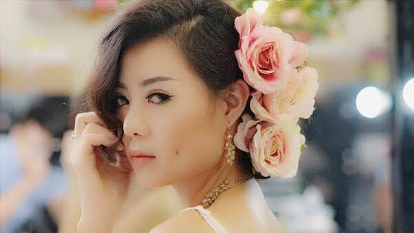 Thanh Hương cho biết cô không có lý do gì để đánh đổi sự nghiệp để lấy vài phút mua vui hay tạo lùm xùm để nổi tiếng. - Sputnik Việt Nam