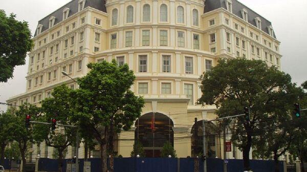 Trụ sở Bộ Tài chính - Sputnik Việt Nam