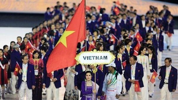 Đoàn Thể Thao Việt Nam dự SEA Games 2017 với gần 700 thành viên - Sputnik Việt Nam