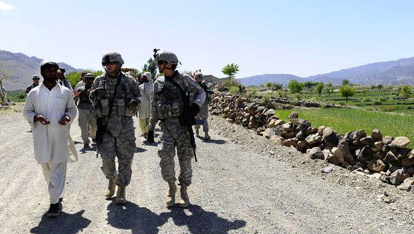 quân đội Mỹ tại Afghanistan - Sputnik Việt Nam