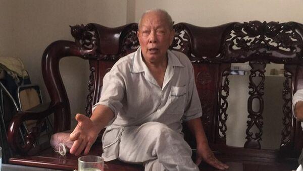 Dù vẫn sống khoẻ mạnh nhưng vợ chồng ông Đỗ Văn Hợp (trú tại phường Nhật Tân, quận Tây Hồ, Hà Nội) đã bị khai tử từ năm 2006. - Sputnik Việt Nam