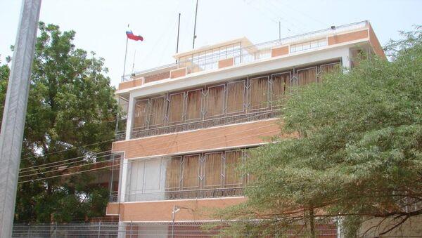 Đại sứ quan Nga tại Sudan - Sputnik Việt Nam