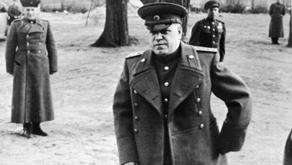 Georgy Zhukov - Sputnik Việt Nam