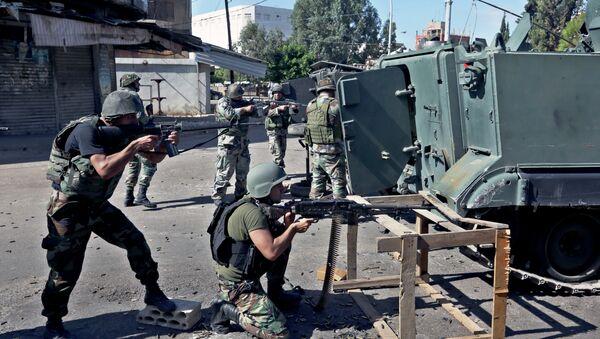 Quân đội Lebanon - Sputnik Việt Nam