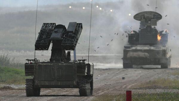 Diễn đàn kỹ thuật-quân sự quốc tế Quân đội-2017. - Sputnik Việt Nam