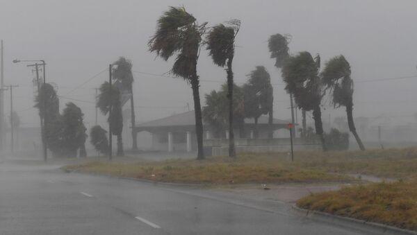 Ураган Харви обрушился на побережье Техаса - Sputnik Việt Nam