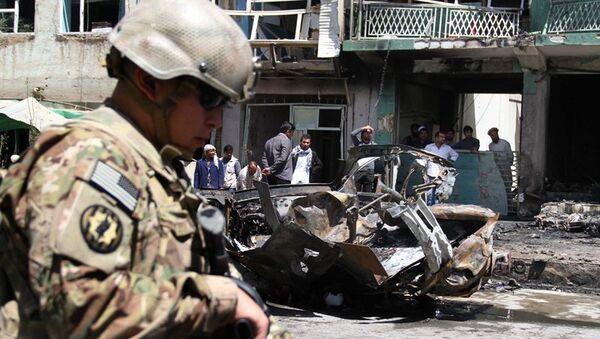 Deux étrangers blessés suite à une explosion à Kaboul - Sputnik Việt Nam