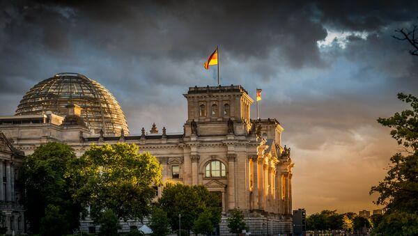 Quốc hội Đức - Sputnik Việt Nam