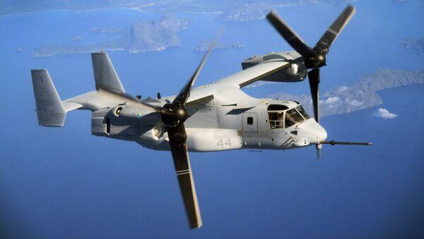 máy bay MV-22B Osprey của Mỹ - Sputnik Việt Nam