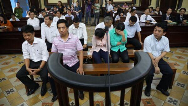 Phiên toà xét xử vụ án tại Công ty cổ phần VN Pharma - Sputnik Việt Nam