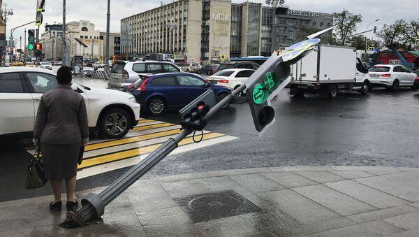 cơn bão tại Moskva - Sputnik Việt Nam
