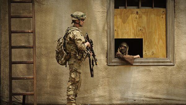 Quân đội Mỹ ở Afghanistan. - Sputnik Việt Nam