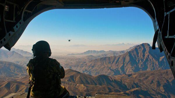 lính Mỹ tại Afghanisatan - Sputnik Việt Nam