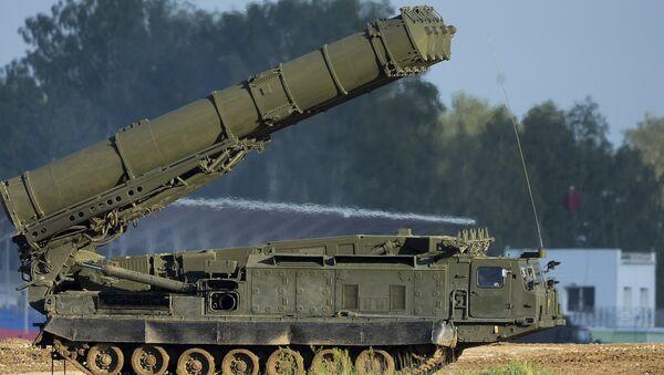 Hệ thống tên lửa S-300M Antei-2500 - Sputnik Việt Nam
