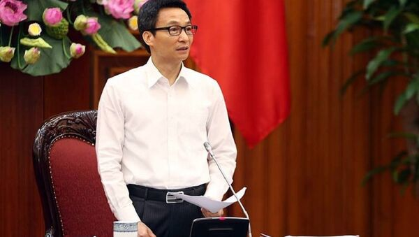 Phó Thủ tướng Vũ Đức Đam - Sputnik Việt Nam